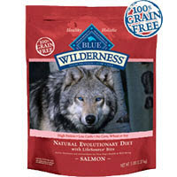 Blue Buffalo Wilderness Adult Salmon Formula Dry Dog Food