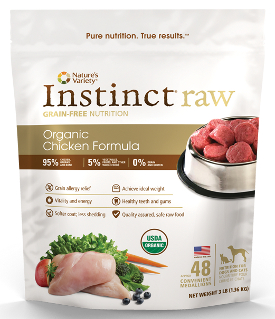 Major Dog Food Brand Recalls Raw Formula Dog Food