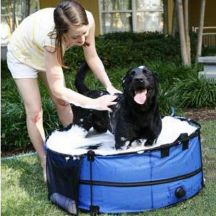 Dog Washing Tub