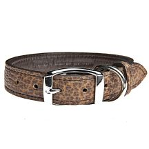 Italian Leather Dog Collars