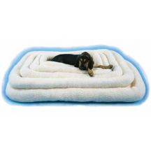 Dog Crate Fleece Bed